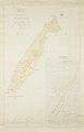 Handtecknad karta över Visingsö gjord 1817 - Skoklosters slott - 93210.tif