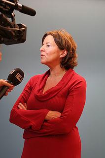 Hanne Bjurstrøm Norwegian lawyer and politician