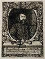 Hans Leutkirchner, the elder. Reproduction of etching. Wellcome V0003530.jpg