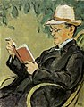 Hans Sturzenegger - Hermann Hesse mit Panamahut, 1912.jpg