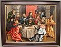 Hans schäufelein, ultima cena, 1511.JPG