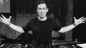Hardwell On Air - Hardwell during the 300th special episode.