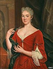 Anna Elisabeth Boogaert van Beloys (1688-1725). Eerste Echtgenote van Meynard Merens
