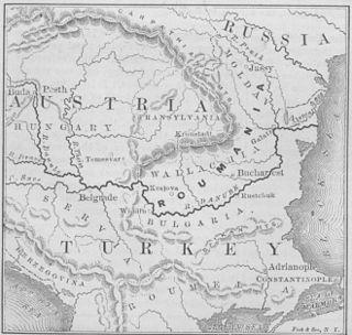 Danubian Principalities Historical term for the eastern Balkan states of Moldavia and Wallachia