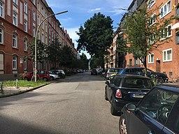 Haubachstraße in Hamburg