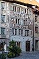 Haus zum weissen Adler, Oberstadt 1 in Stein am Rhein.jpg