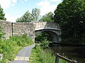 Hawk's House Bridge 136, Leeds and Liverpool Canal - geograph.org.uk - 1380815.jpg