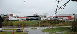 Heckler & Koch - Image: Heckler & Koch Oberndorf 01