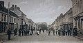 Heldenlaan (Neerstraat), Zottegem (historische prentbriefkaart) 04.jpg