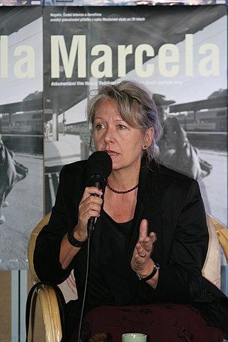 Helena Třeštíková - Image: Helena Trestikova