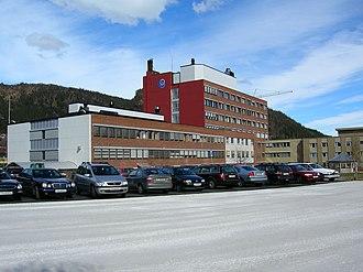Helgeland Hospital Trust - Image: Helgeland hospital Rana 03