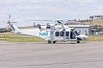 Helicorp (VH-TJE) Leonardo-Finmeccanica AW139 at Wagga Wagga Airport.jpg