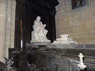 Henri, Duke of Rohan - The tomb in the St. Pierre Cathedral