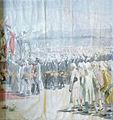 Henri Martin - La Fête de la Fédération au Champ de Mars le 14 juillet 1790 - Musée des Augustins - 2004 1 165 (3).jpg