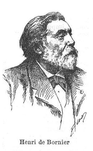 Henri de Bornier - Henri de Bornier