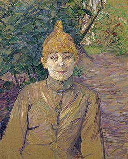 Henri de Toulouse-Lautrec, The Streetwalker, ca. 1890-91