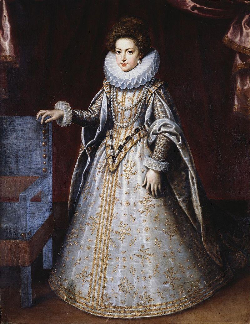 Henrietta Maria of France, Queen of England | Unofficial ...
