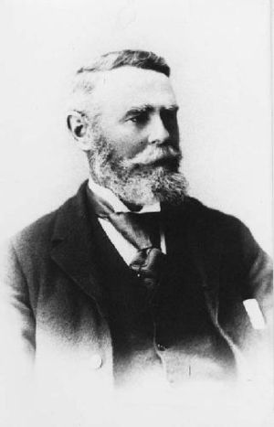 Henry Brown (New Zealand politician) - Henry Brown (year unknown)