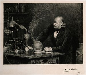 Henry Davis Pochin - Etching by P. A. Rajon after W. W. Ouless