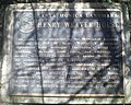 Henry Weaver House Plaque.JPG