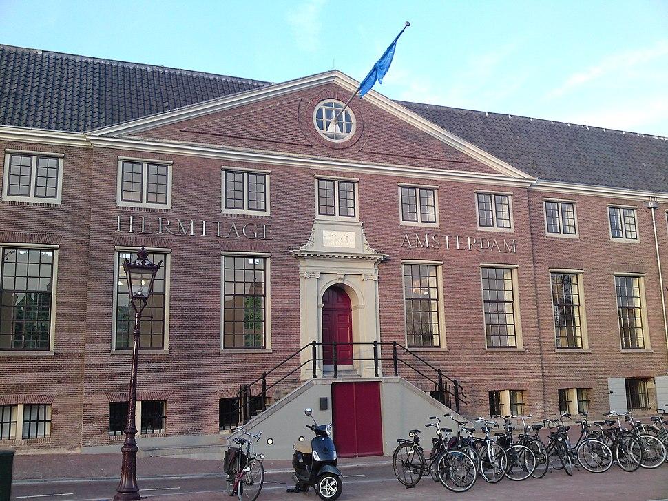 Hermitage Amsterdam - Ingang