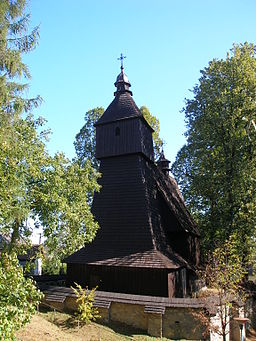 Wooden Churches In Slovakia