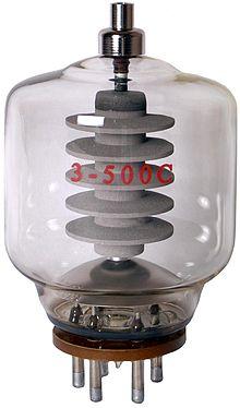 Vacuum Tube Wikipedia