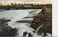 High Water on the Fox, Appleton, Wis. (12660177345).jpg