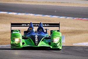 Highcroft Racing - Highcroft Racing At Laguna Seca.