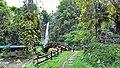 Hikong Bente (second falls in Lake Sebu).jpg