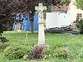 Hilbesheim (Moselle) croix de chemin B.jpg