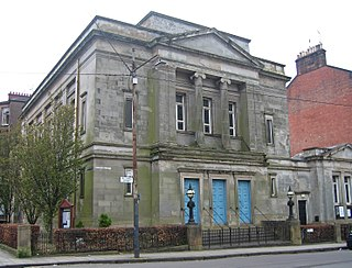 Hillhead Baptist Church Church in Glasgow, Scotland