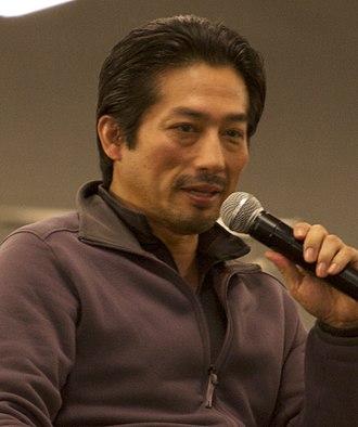Hiroyuki Sanada - Sanada in October 2013