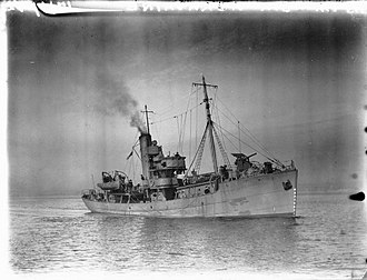 Agravain - The Royal Navy's military transport Sir Agravaine during World War II