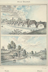 Holt Bridge ; Farn., Holt