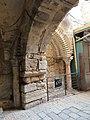 Holy Land 2019 (1) P001 Jerusalem Arch of the Virgin Mary.jpg