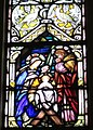 Holy Name Church (Columbus, Ohio) - stained glass, south arcade, Nativity of Jesus.jpg