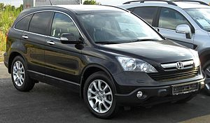 Honda CR-V RE1–RE7