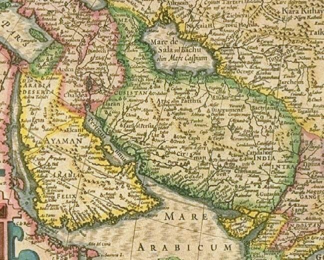 Hondius 1610