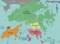 Hong Kong districts map (nl).png