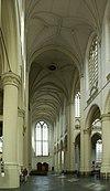 hooglandse kerk; transept ri zuidwest