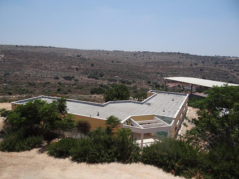 Hoshaya's Bnei Akiva building