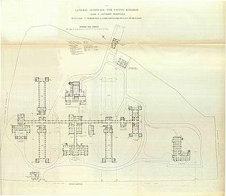 London Road Community Hospital - Image: Hospitals and Asylums of the World Portfolio of Plans, p. 14