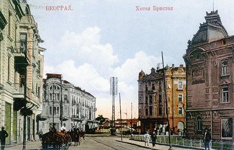 Hotel Bristol Beograd