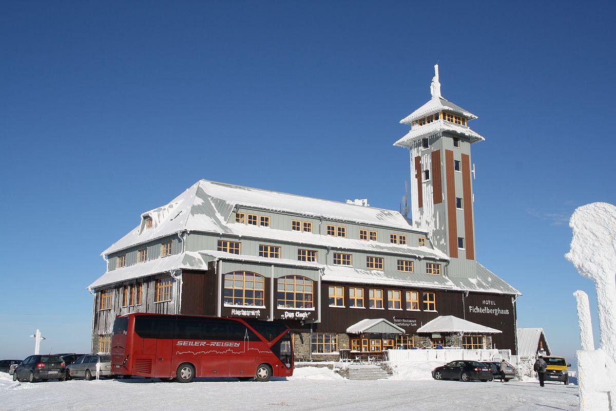 Px Hotel Fichtelberghaus Auf Dem Fichtelberg