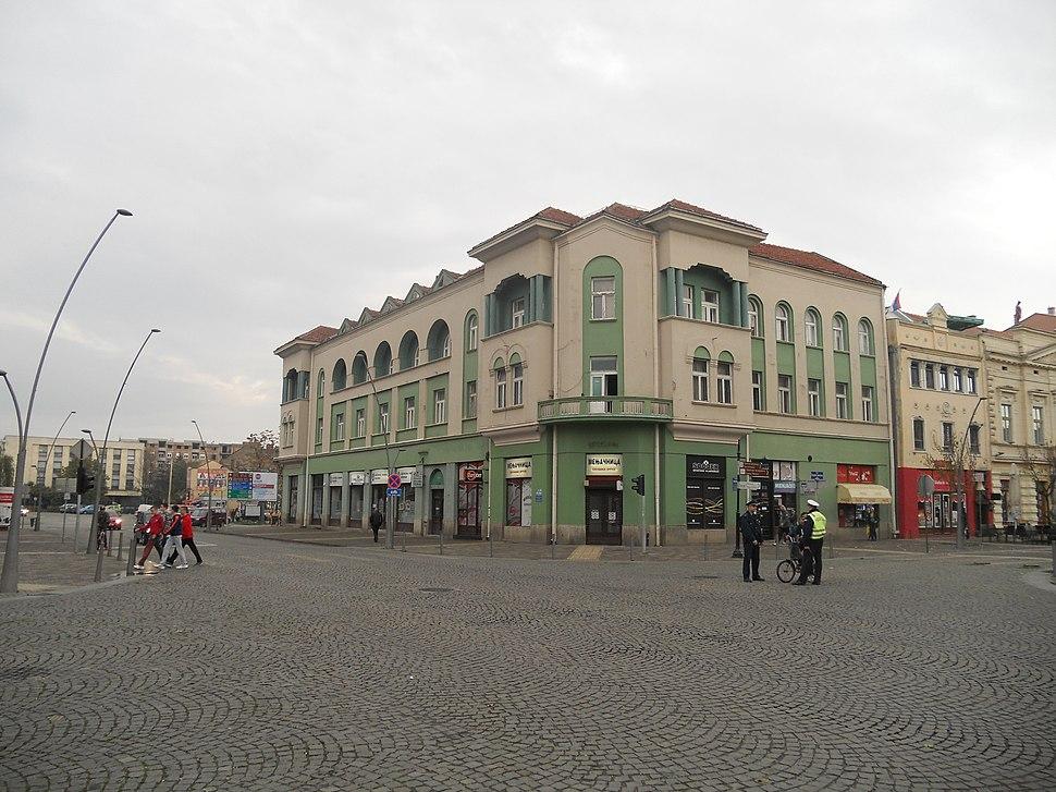 Hotel Zeleni venac Šabac