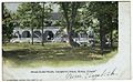 House in the Woods Campbell's Island 1907.jpg