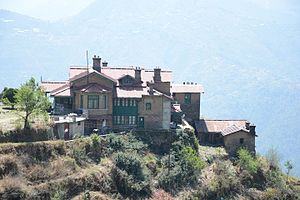 Mukteshwar - A House made on hill at Mukteshwar