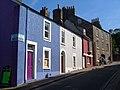 Houses in Cistern Street, Totnes - geograph.org.uk - 212870.jpg