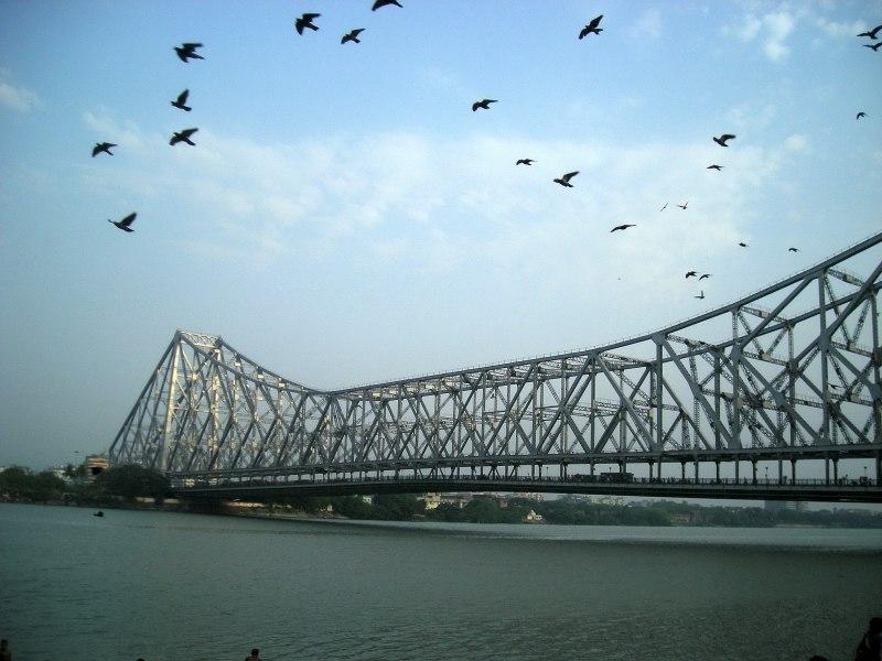 Howrah Bridge-Rabindra Setu
